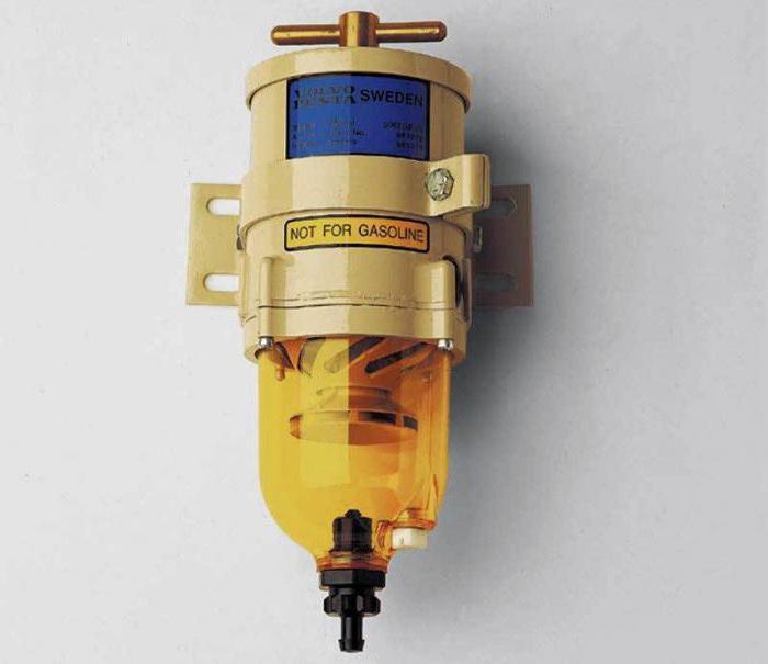 Вс про топливные фильтры устройство типы особенности топливных фильтров для дизелей